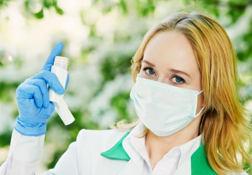 Leczenie astmy – glikokortykosteroidy