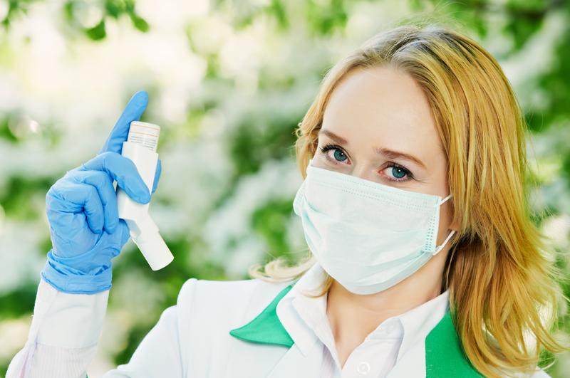Leczenie astmy - glikokortykosteroidy