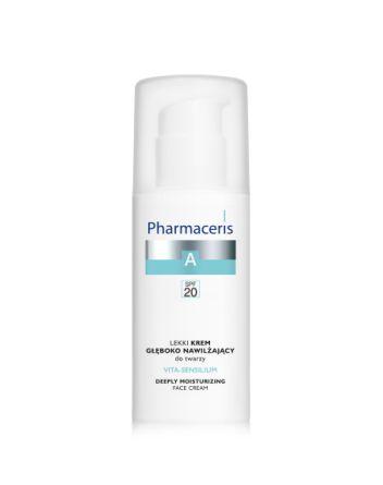 Pharmaceris A VITA-SENSILIUM Lekki krem głęboko nawilżający do twarzy SPF 20