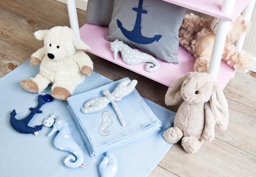 Pokój dziecka bez alergenów