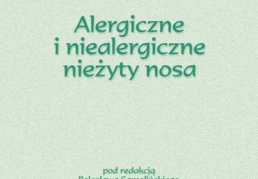 Alergiczne i niealergiczne nieżyty nosa
