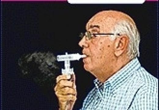 """""""Astma oskrzelowa w podeszłym wieku"""" Bernard Panaszka"""