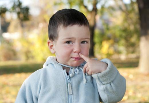 Jesienne alergie u dzieci