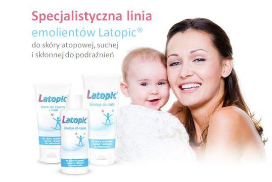 Weź udział w testowaniu emolientów Latopic®!