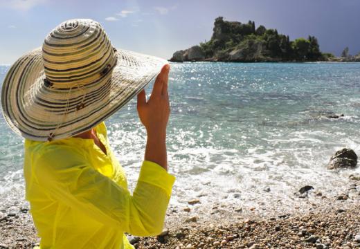 Słońce – pomaga czy szkodzi  chorym na atopowe zapalenie skóry?