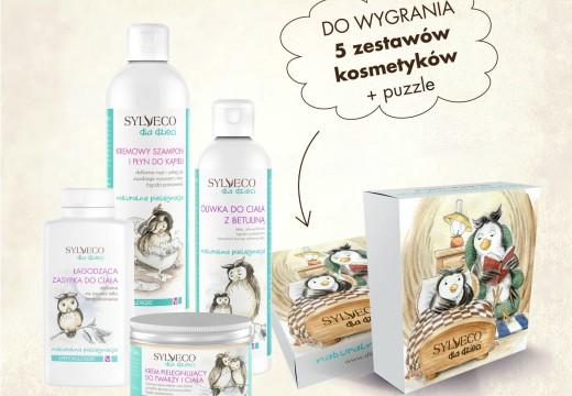 Wygraj zestaw kosmetyków Sylveco dla dzieci!