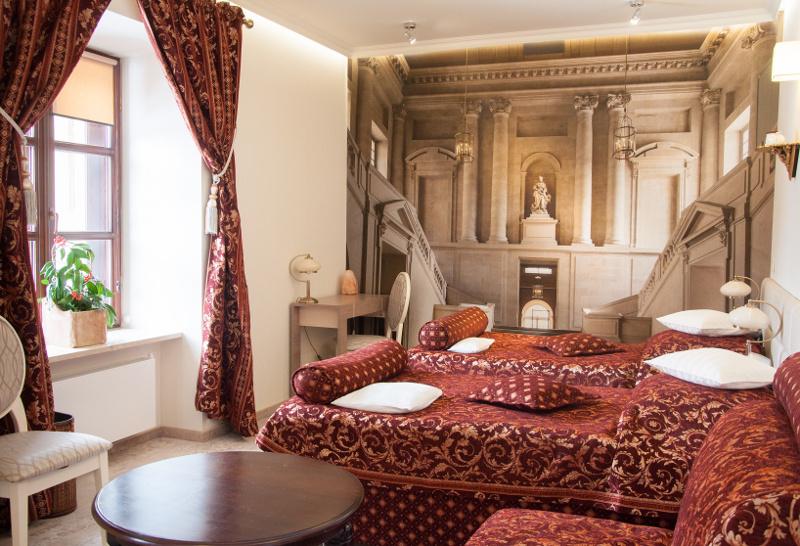 Hotel-Manor-House-SPA_pokój -w-Palacu Tapeta