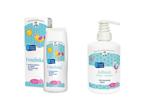 Nagroda: zestaw kosmetyków Skarb Matki!