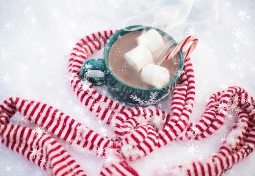 Gorąca czekolada na chłodne dni