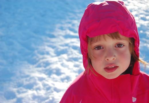 Kosmetyki dla dzieci na zimę