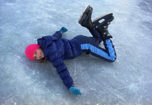 Czas na łyżwy