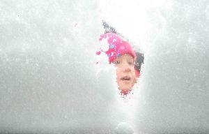 toksyczny śnieg