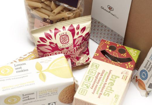 GlutenFreeBox – rozwiązanie dla osób cierpiących na nietolerancję glutenu