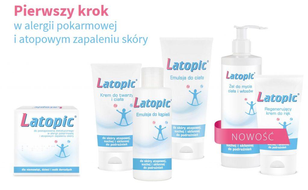 emolienty Latopic