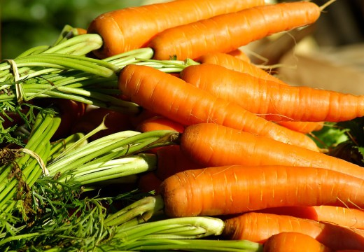 Alergia na marchewkę