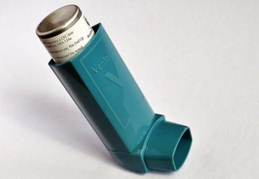 Glikokortykosteroidy wziewne w leczeniu astmy