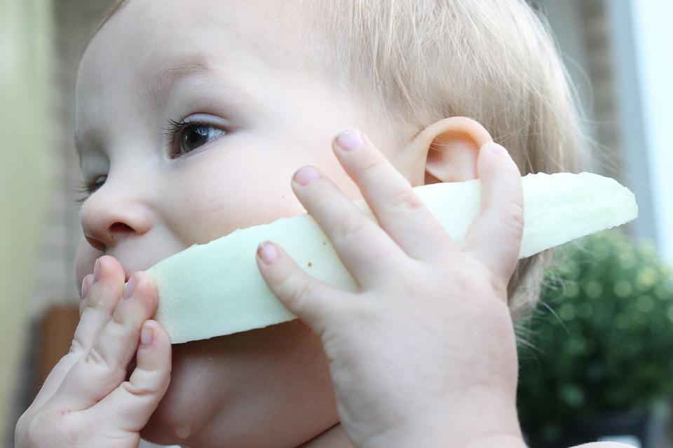 żywienie dzieci ze skłonnością do alergii