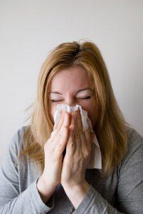 rodzaje chorób alergicznych