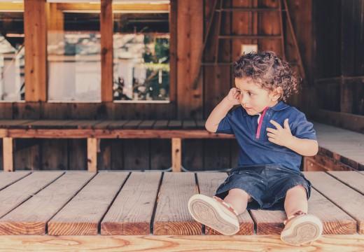 Alergia na słońce u dzieci