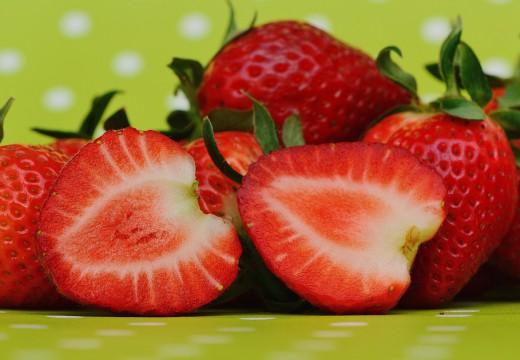 Alergia na truskawki u dzieci