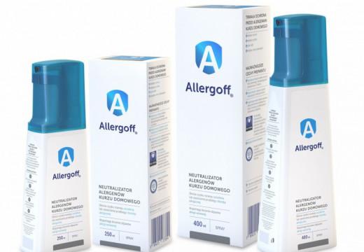 Allergoff® neutralizator alergenów kurzu domowego – spray