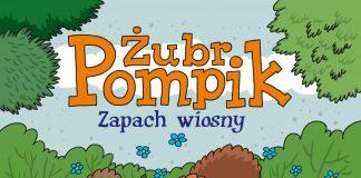Żubr Pomponik Zapach wiosny