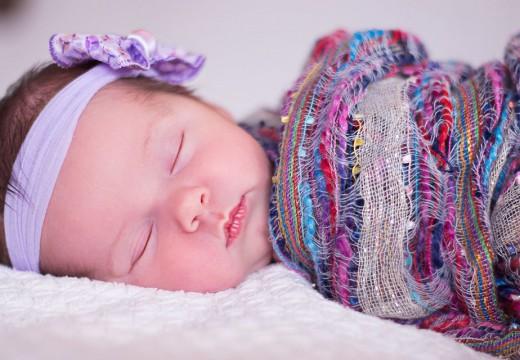 Jak szybko uśpić niemowlę?