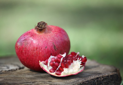 Owoc granatu dla alergika
