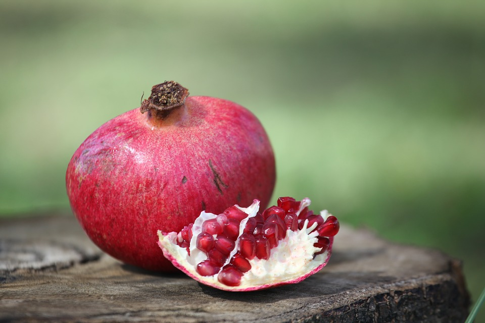 owoc granatu