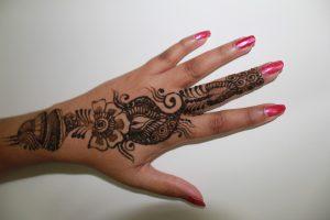 czarna henna