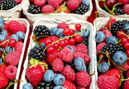 Owoce nie zawsze zdrowe dla dzieci