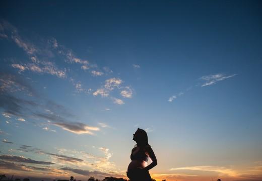 Poród przyspieszony z powodu upału