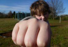 agresja u przedszkolaka