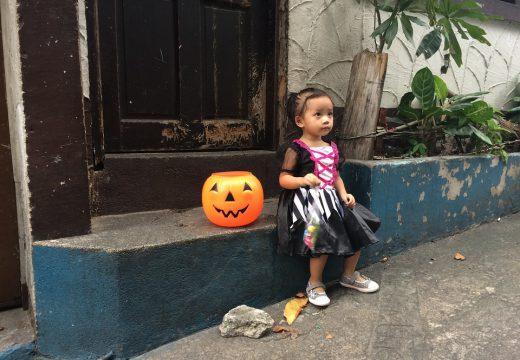 Stroje dla dzieci na Halloween