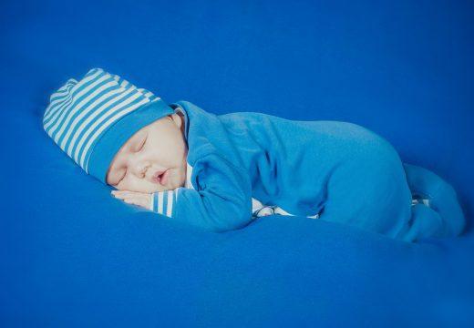 Zdrowy sen dziecka