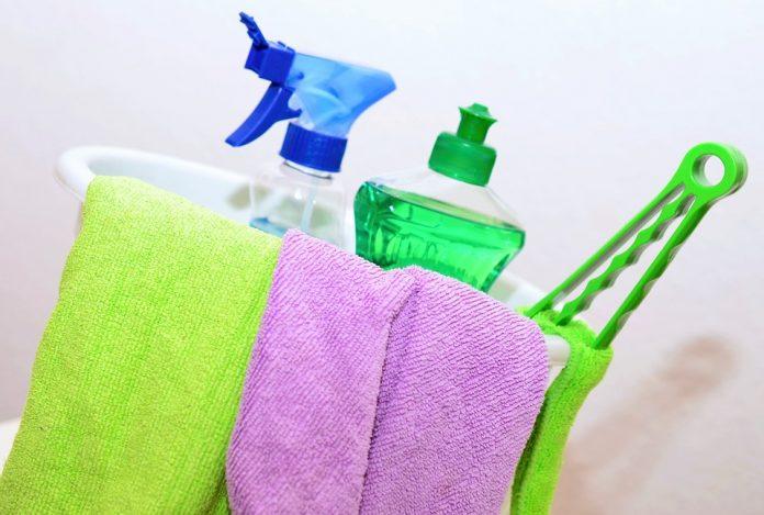 sprzątanie domu alergika