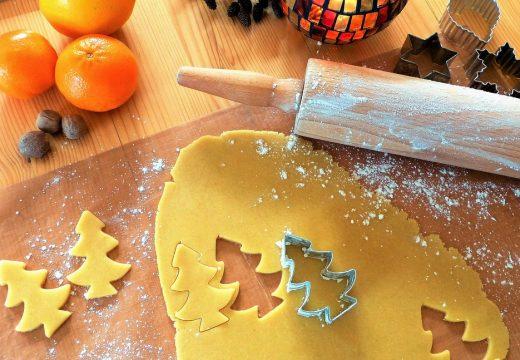 Świąteczne ciasteczka bez glutenu
