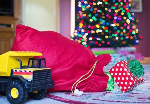 Świąteczne prezenty dla dzieci