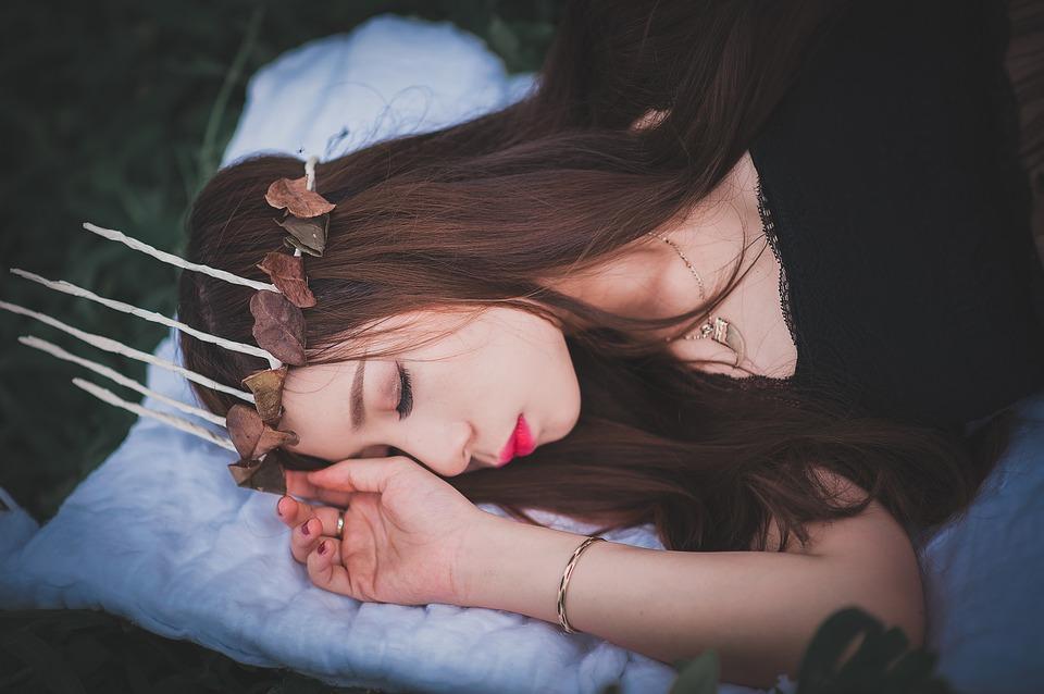 syndrom śpiącej królewny