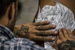 uczulenie na tatuaż