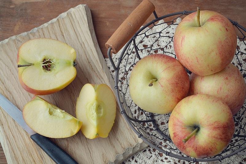 alergia na jabłka