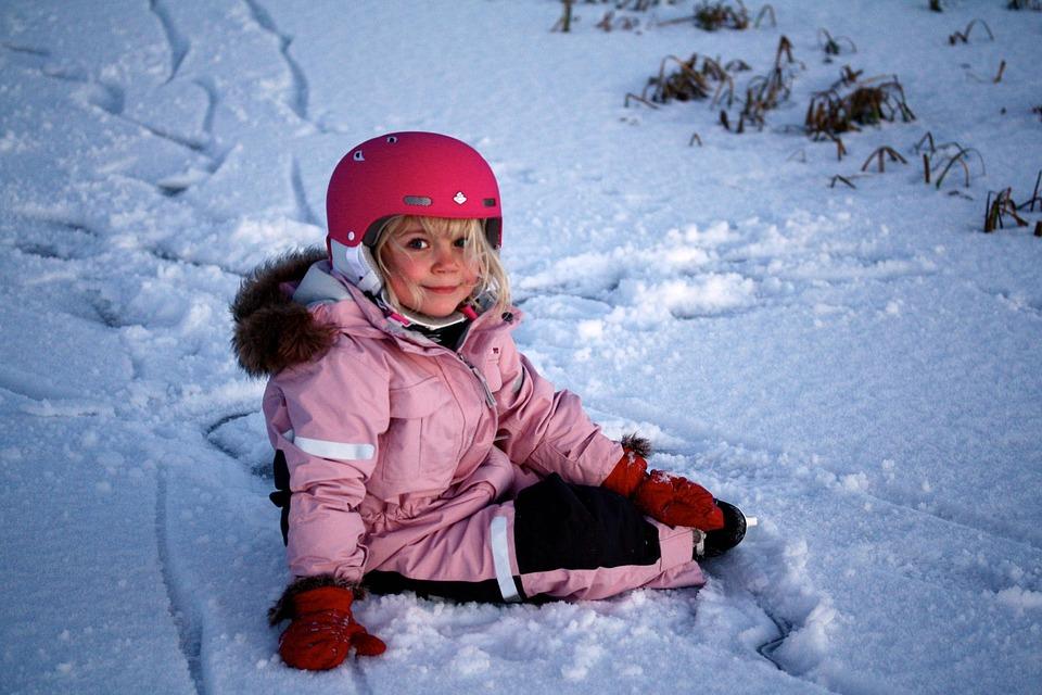 zimowy urlop z dzieckiem