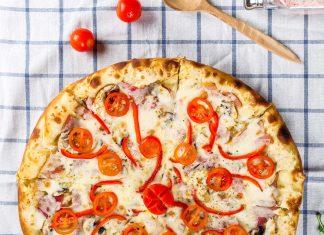 alergia na pizzę