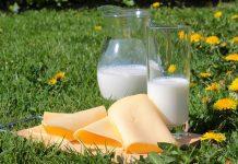 przetwory mleczne