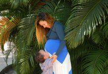 kwasy w diecie podczas ciąży