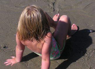 opalanie u dzieci