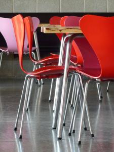 szkolna stołówka