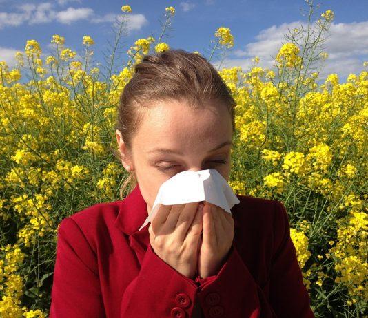 sposoby na alergie