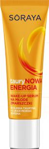 serum taurynowa energia serum na młode zmarszczki