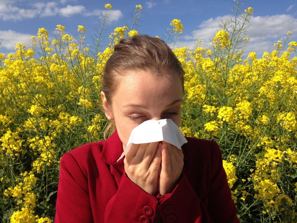 alergia pozbądź się roztoczy